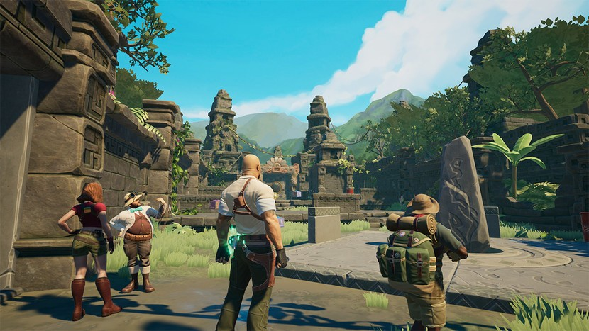 Walkthrough JUMANJI: The Video Game