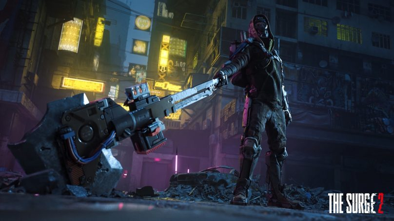 The Surge 2 - Cheats, Codes, Trainer