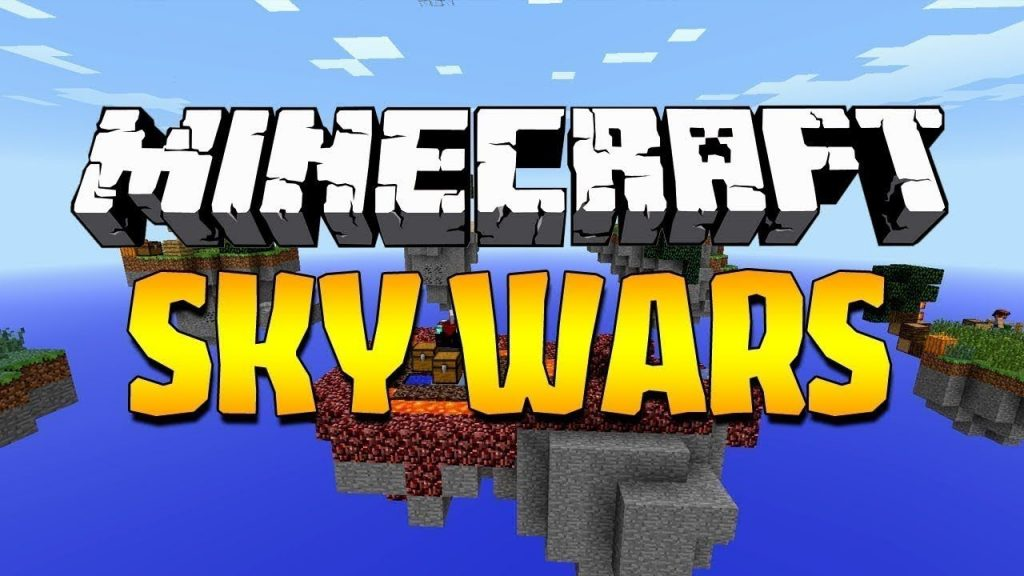 How to win the SkyWars minigame for Minecraft