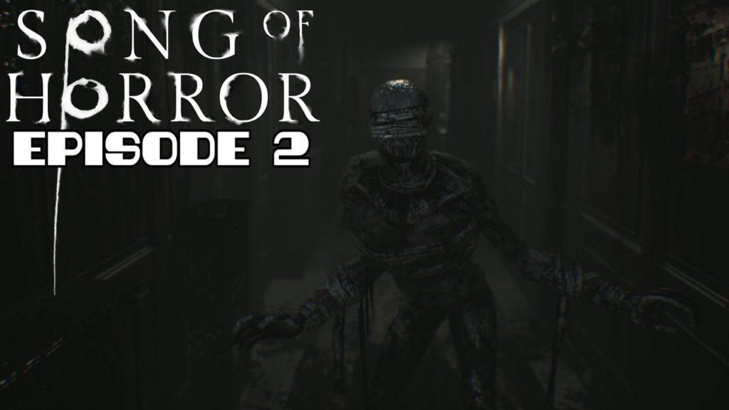 Walkthrough Song of Horror: Episode 2