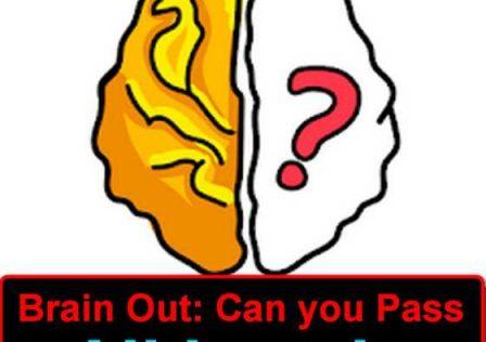 Brain Out Walkthrough All Levels