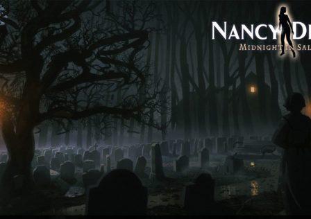 Walkthrough Nancy Drew Midnight in Salem