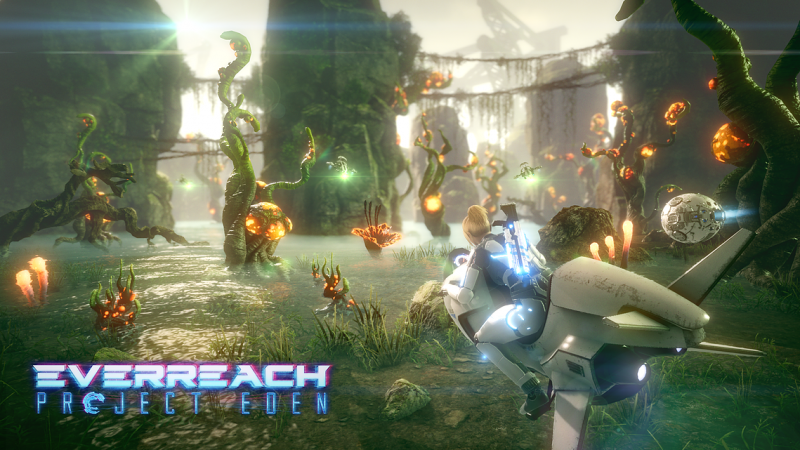 Walkthrough Everreach: Project Eden