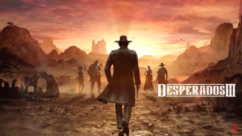 Walkthrough Desperados 3