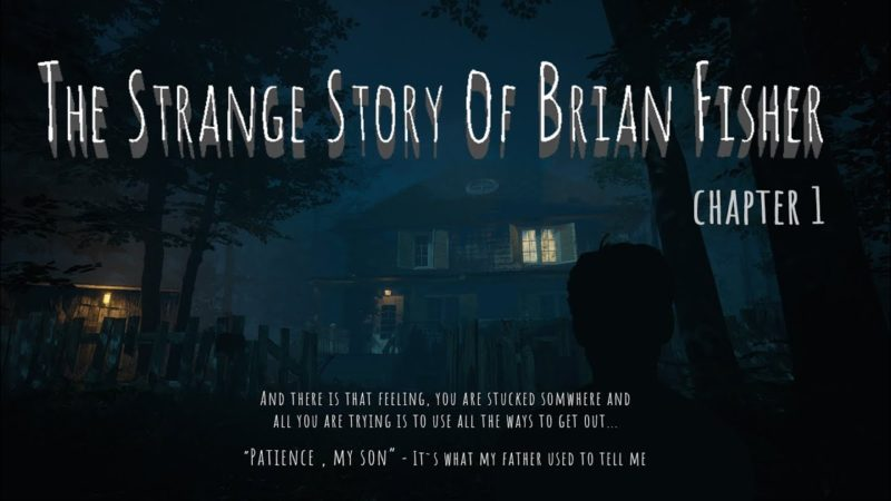 Strange Store of Brian Fisher, the: Chapter 1