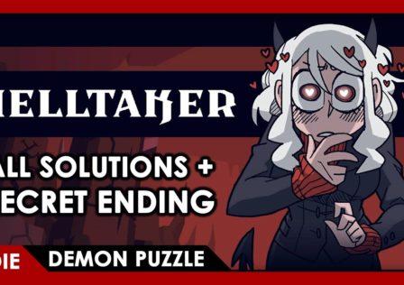 Walkthrough Helltaker