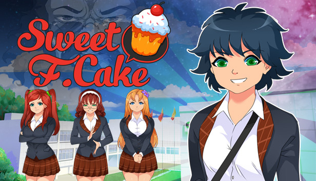 How to open 18+ content in Sweet F. Cake