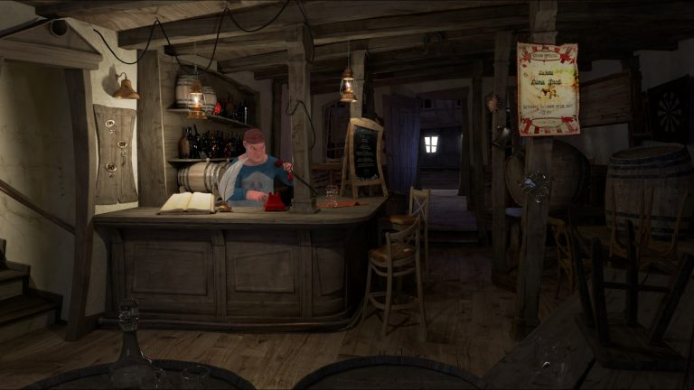 Walkthrough Willy Morgan and the Curse of Bone Town