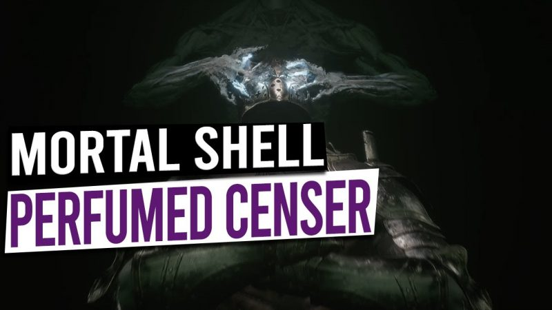 Where to find the Perfumed Censer in Mortal Shell
