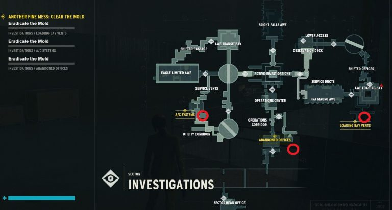 Control: AWE - Side Missions