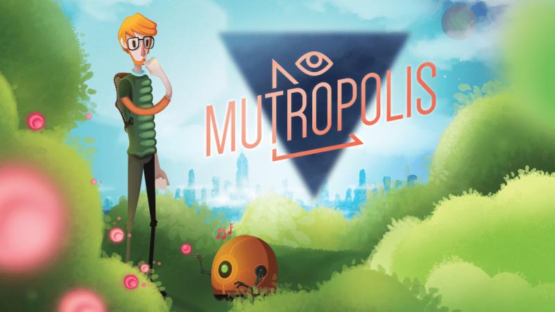 Walkthrough Mutropolis