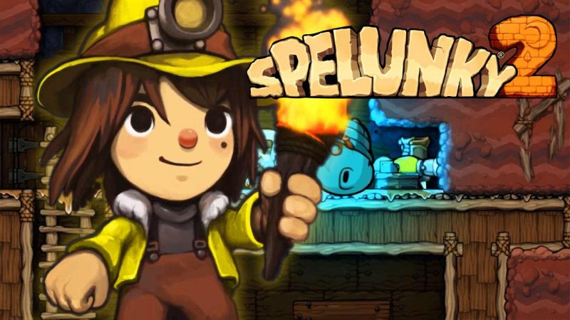Spelunky 2: Walkthrough, Secrets, Tips and Tricks
