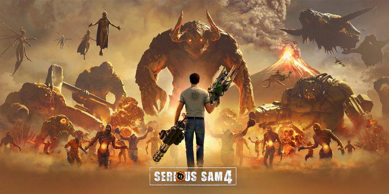 Seroius Sam 4 Full Walkthrough