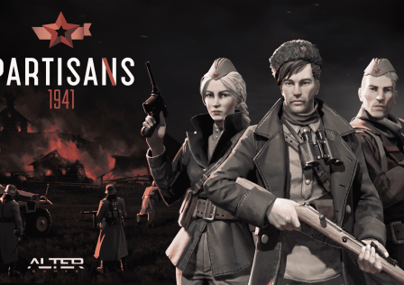 Partisans 1941 Walkthrough