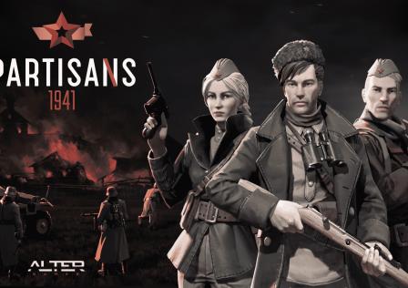 Partisans 1941 Walkthrough