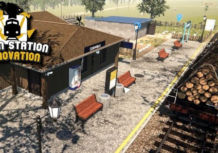 Train Station Renovation Walkthrough
