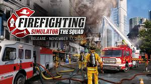 Fire Fighting Simulator - Squad