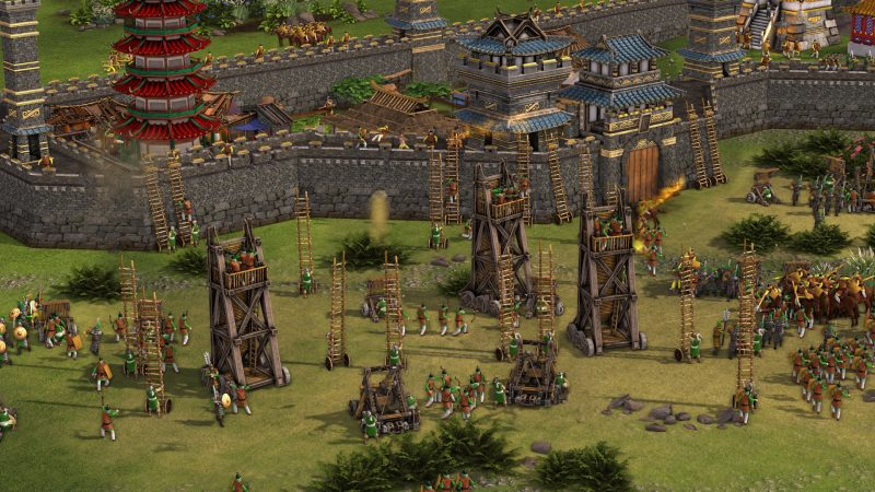 Guide Stronghold: Warlords - How to Get Resources