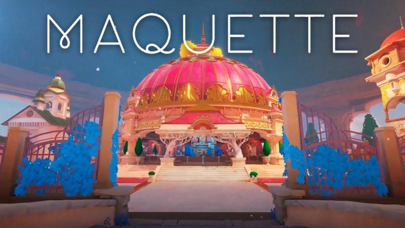 Walkthrough Maquette - Inverse Puzzle Game 2021