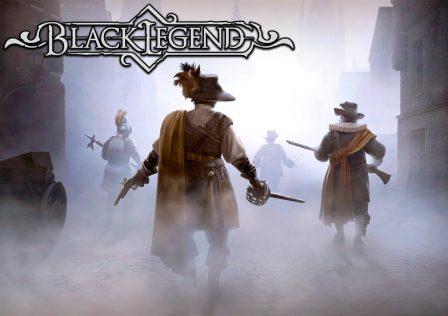 Walkthrough Black Legend – Game Guide