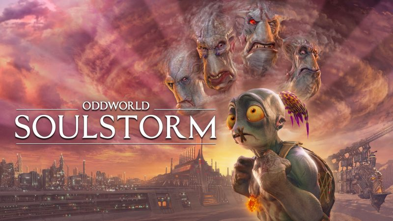 Walkthrough Oddworld: Soulstorm - Guide 100%
