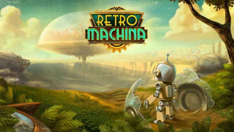 Retro Machina Walkthrough and Game Guide
