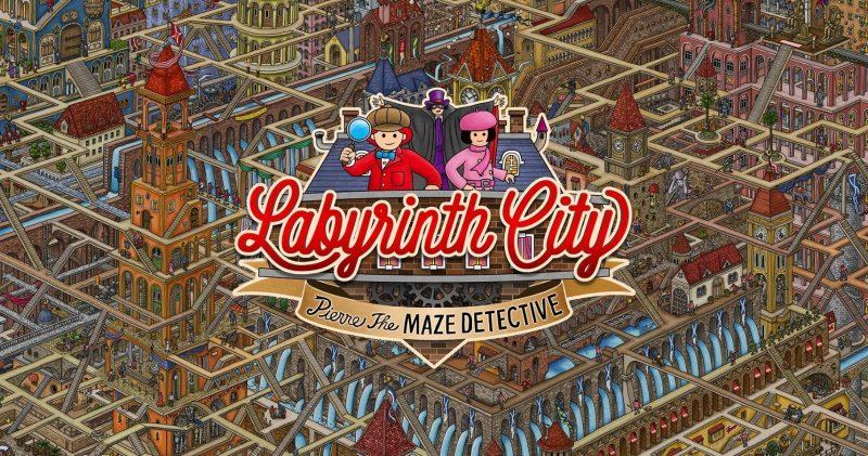 Walkthrough Labyrinth City Pierre the Maze Detective