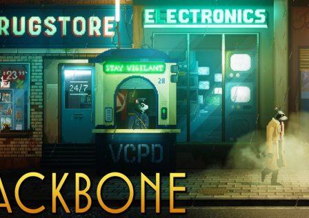 Walkthrough Backbone – Game Guide