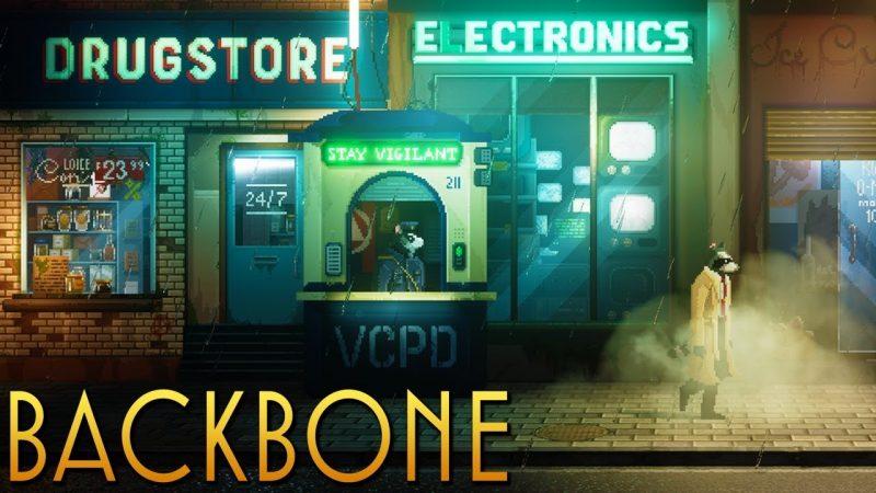 Walkthrough Backbone - Game Guide
