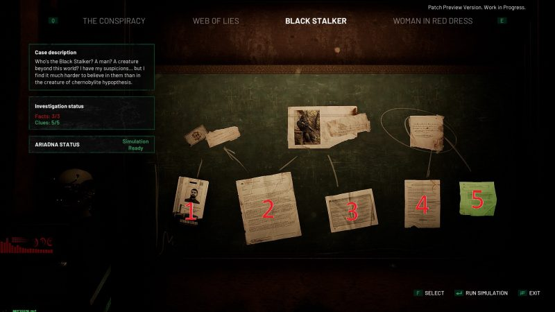 """How to complete the investigation """"Black Stalker"""" in Chernobylite"""
