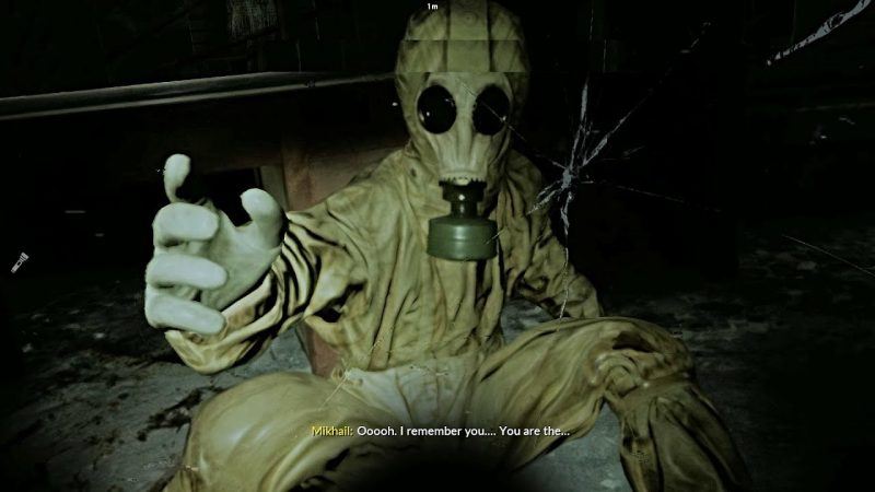 How to improve relationship with Mikhail at Chernobylite