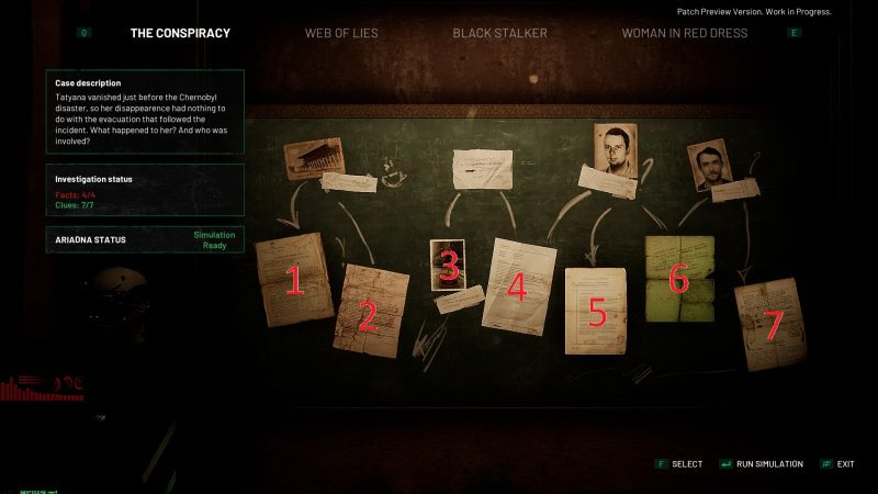 """How to complete the """"Conspiracy"""" investigation in Chernobylite"""