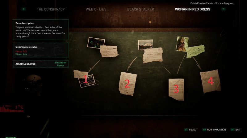 """How to complete the """"Woman in Red Dress"""" investigation in Chernobylite"""