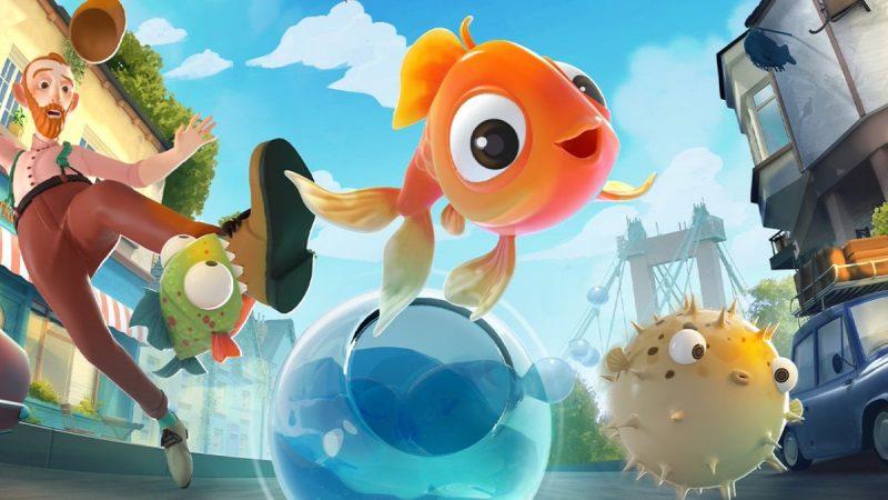 Walkthrough I Am Fish - Game Guide